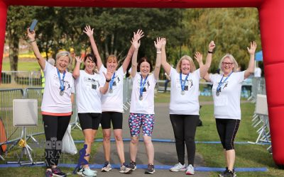 Charity run was 'a great day for region'
